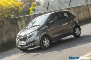 Datsun redi-GO 1.0 AMT Review Test Drive