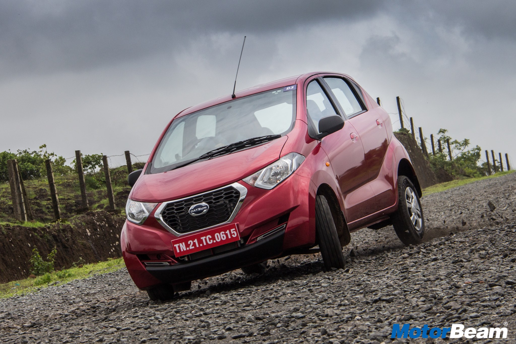 Datsun redi-GO 1.0 Review Test Drive