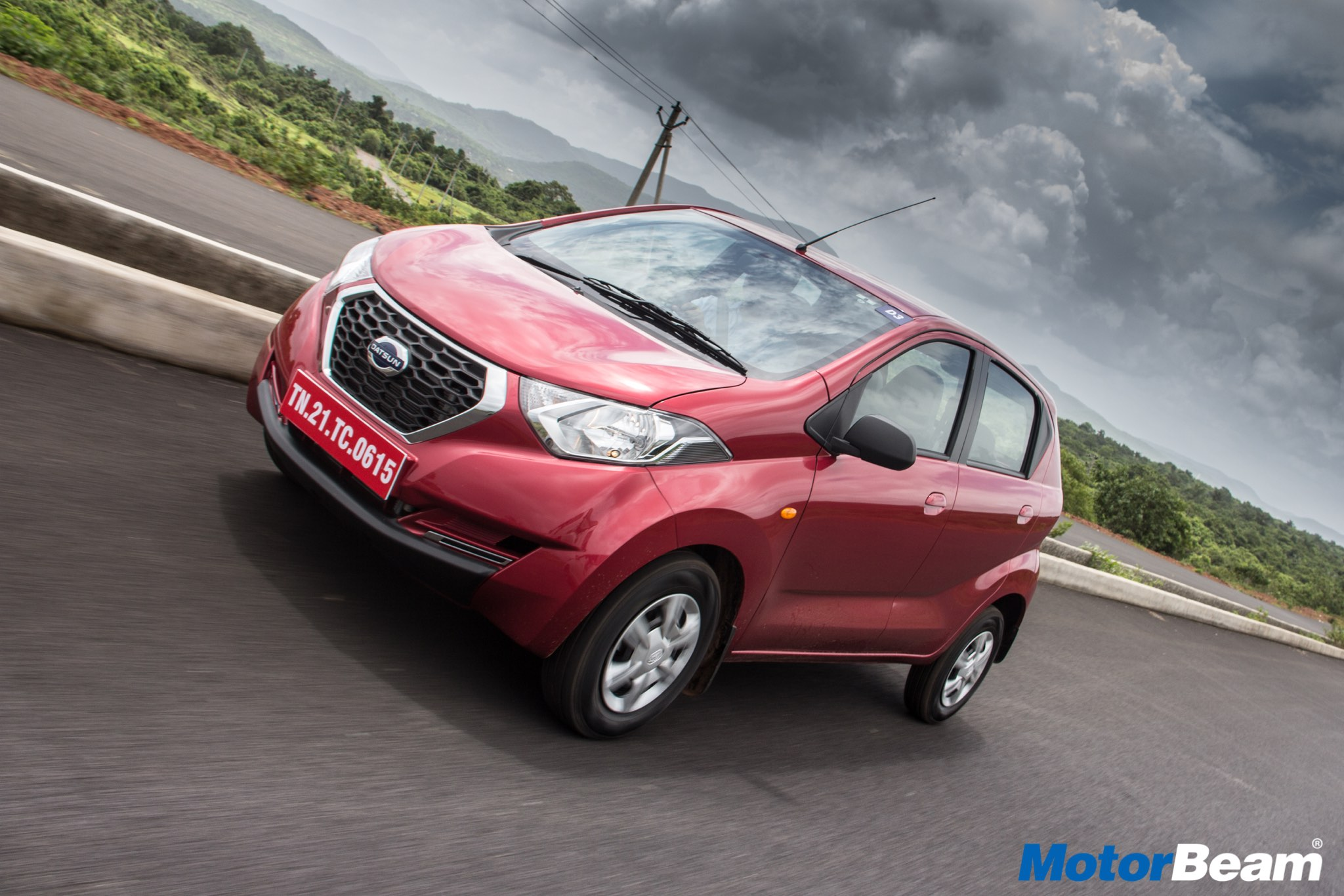 Datsun redi-GO 1.0 Video Review