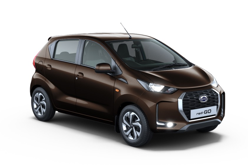 Datsun redi-GO Brown