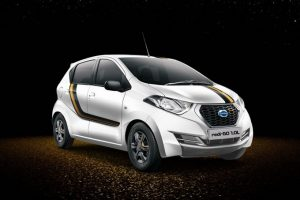 Datsun redi-GO Gold Launched, Priced From Rs. 3.69 Lakhs