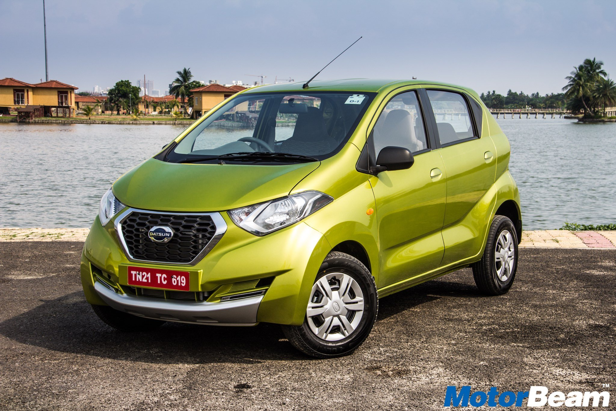 Datsun redi-GO Review