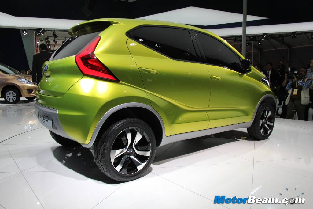 new car launches may 2015Datsun RediGO To Be Launched By May 2015