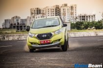 Datsun redi-GO Test Drive Review