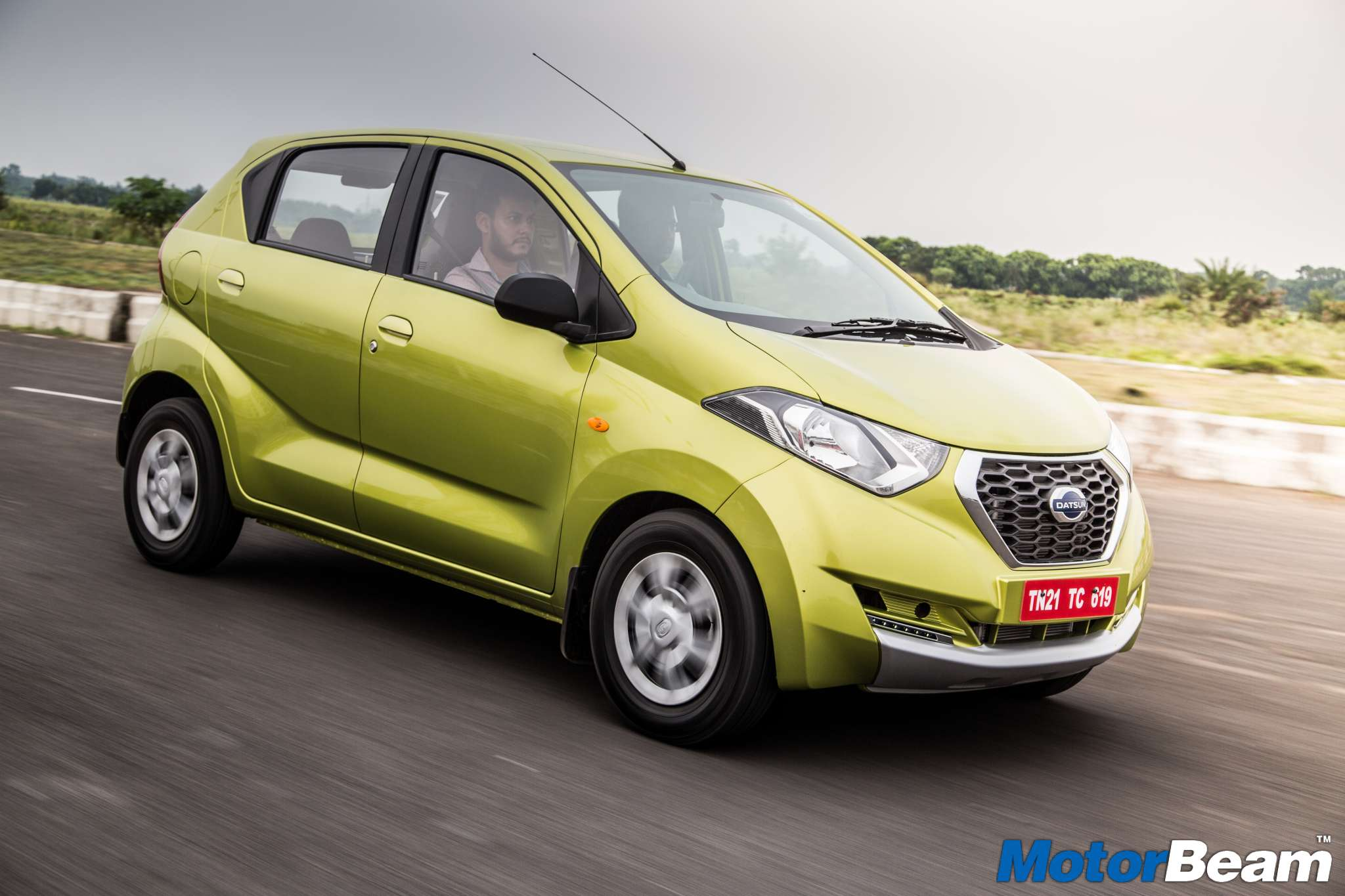 Datsun redi-GO Video Review