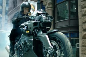 Dhoom 3 Aamir Khan BMW K 1300R