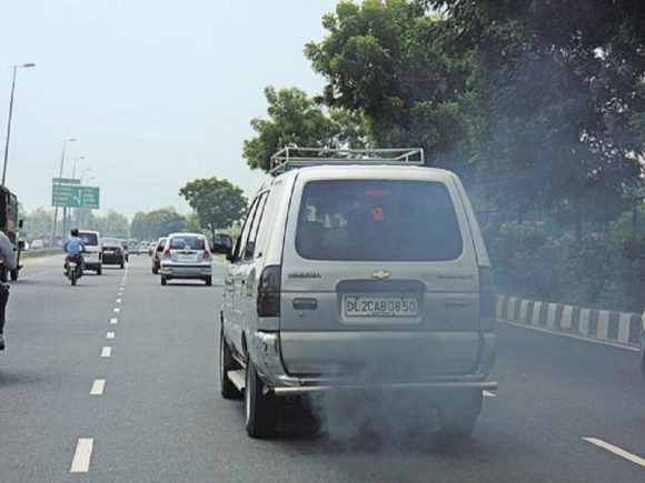 Vehicle PUC Certificate Air Pollution