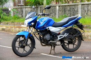 Discover 125 ST Test Ride Review