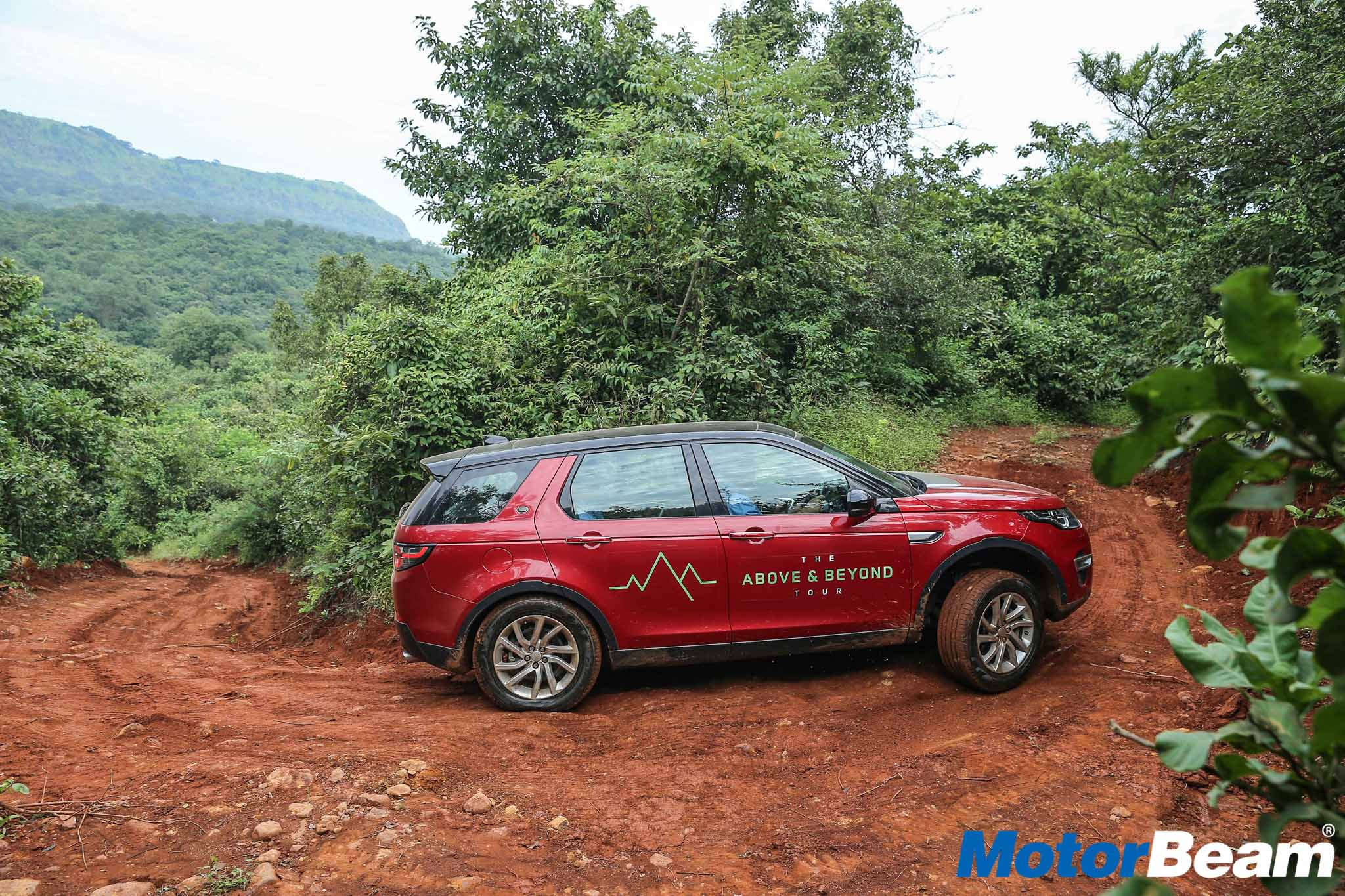 Discovery Sport Experience
