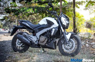 Dominar 400 Launched In Nepal, Priced At Rs. 2.93 Lakhs