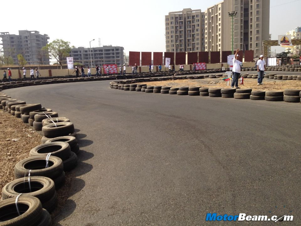 Downtown Racing Pune