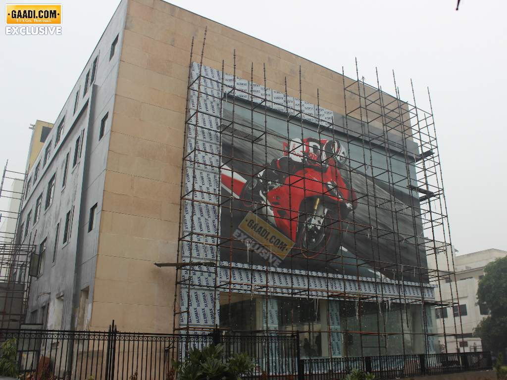 Ducati Dealership Gurgaon