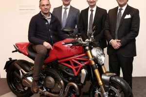 Ducati Monster 1200 S 1 Million Borgo Panigale