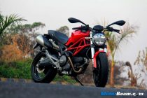Ducati Monster 795 Test Ride-Review