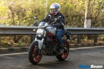 Ducati Monster 797 Test Ride