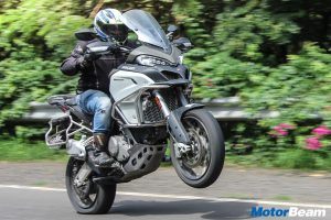 Ducati Multistrada 1200 Enduro Test Ride