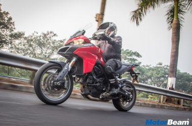 Ducati Multistrada 950 Test Ride Review