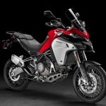Ducati Multistrada Enduro Red