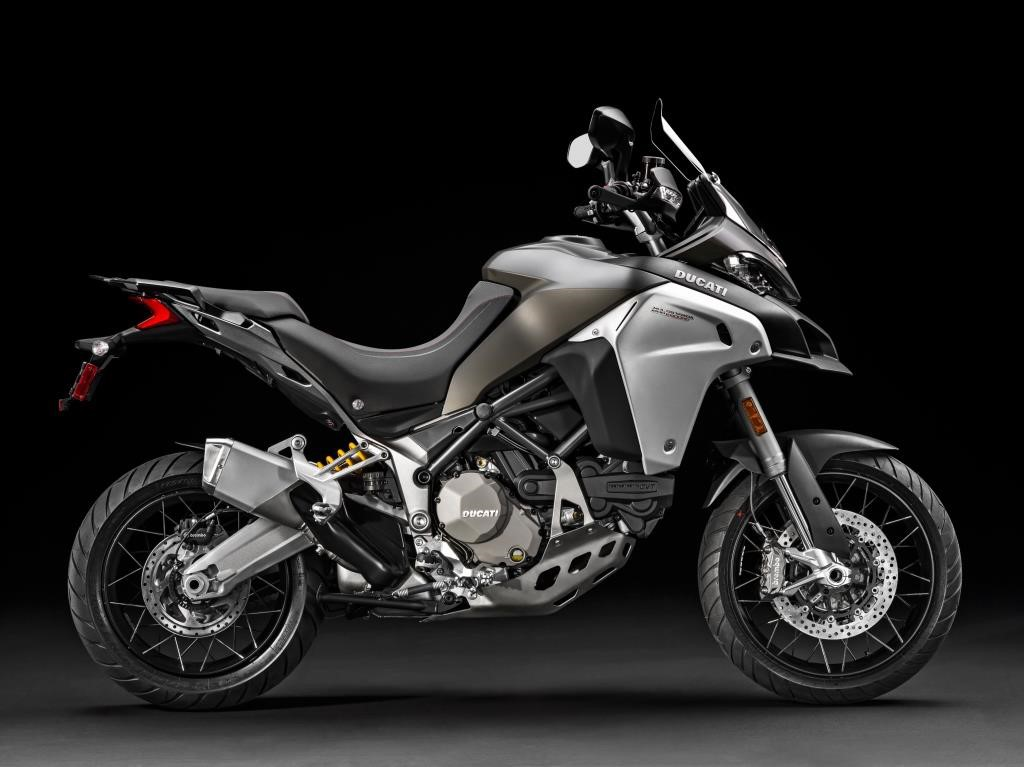 Ducati Multistrada Enduro Side