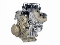 Ducati Multistrada V4 Engine