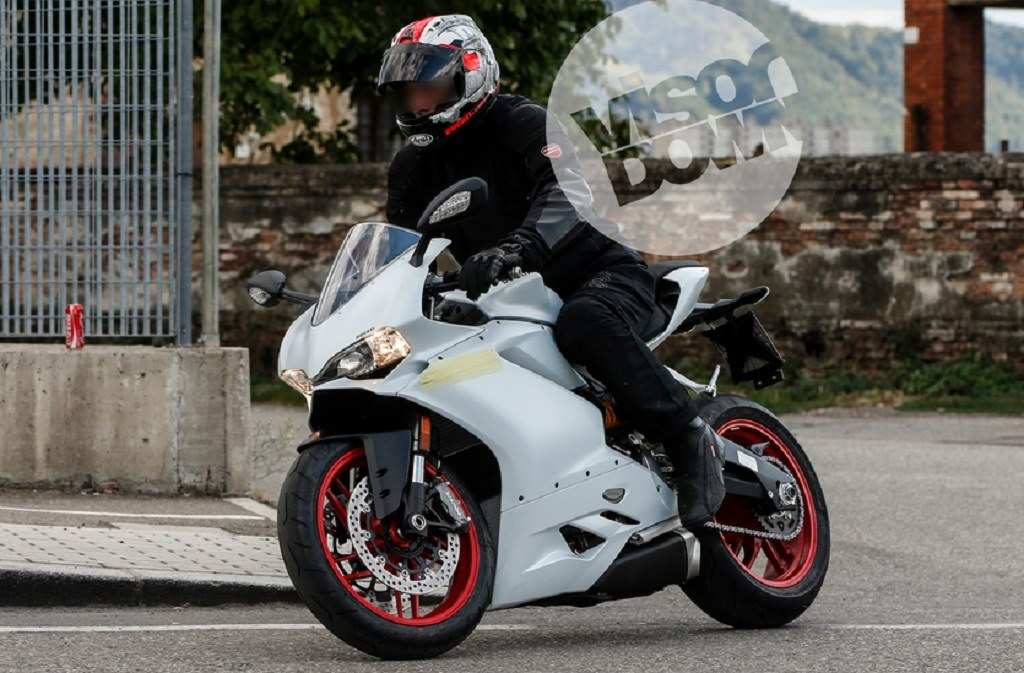 Ducati Panigale 959 Spotted Italy