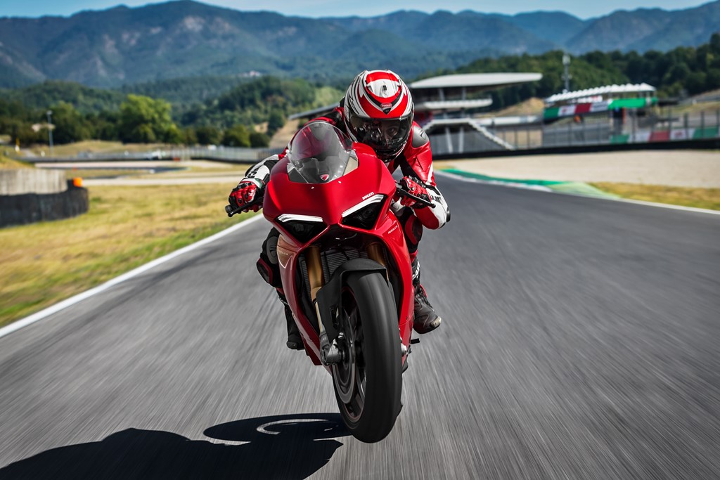 Ducati Panigale V4 S Front