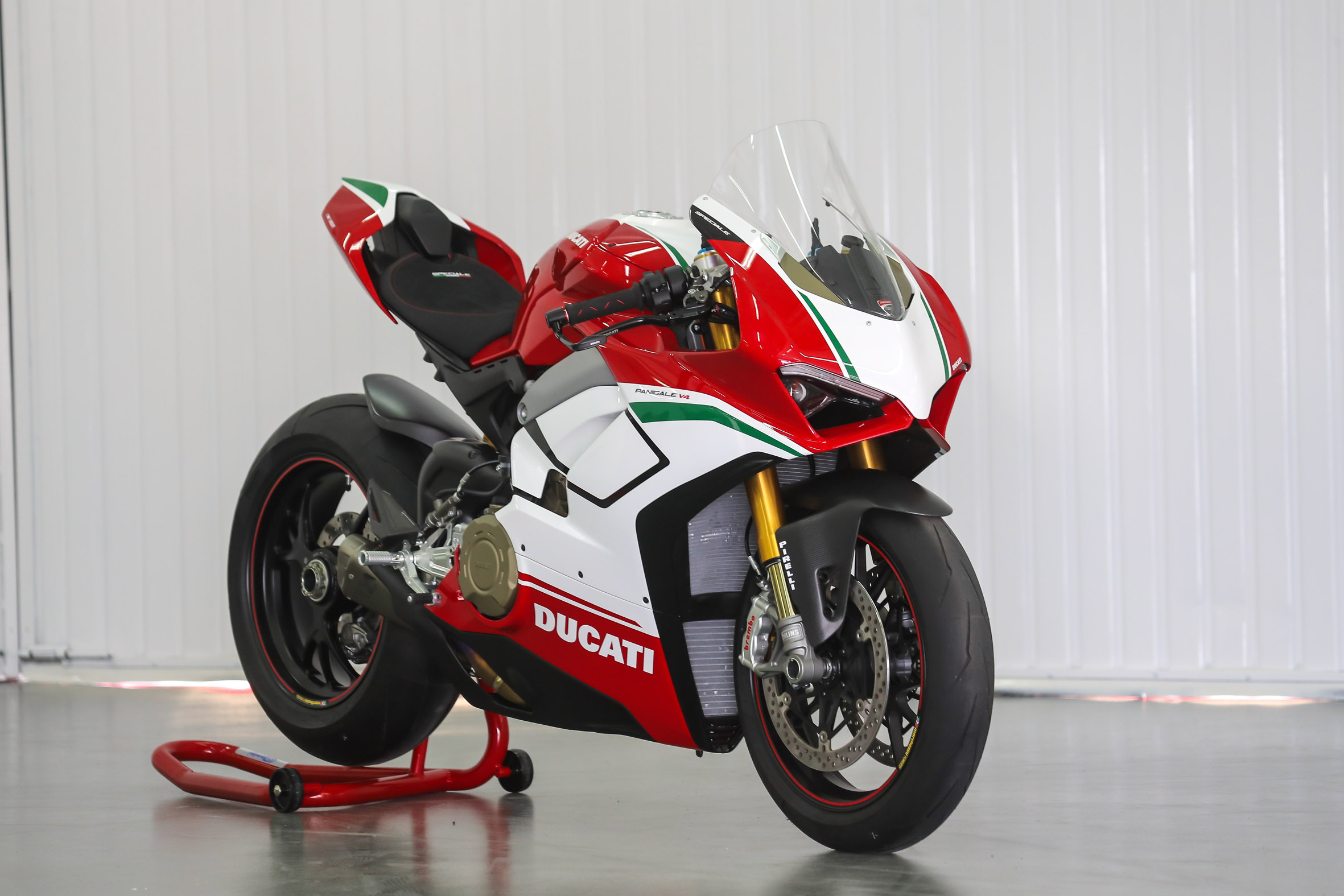 Ducati Panigale V4 Speciale Side