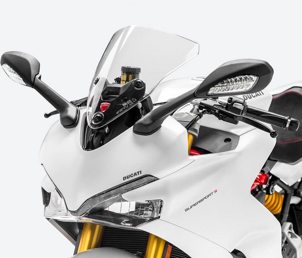 Ducati SuperSport S Front