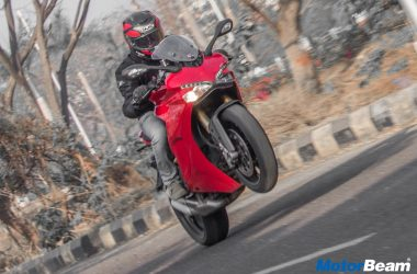 Ducati SuperSport S Test Ride