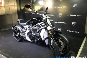 Ducati xDiavel Launched