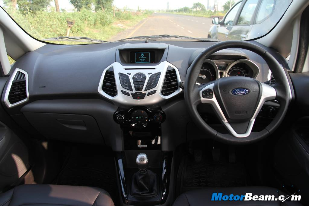 Duster vs EcoSport Terrano Road Test Review