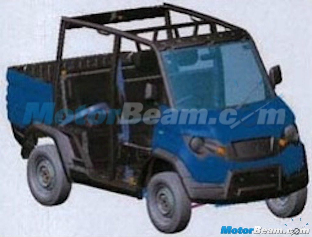 Eicher Polaris Flexituff Open Top Patent
