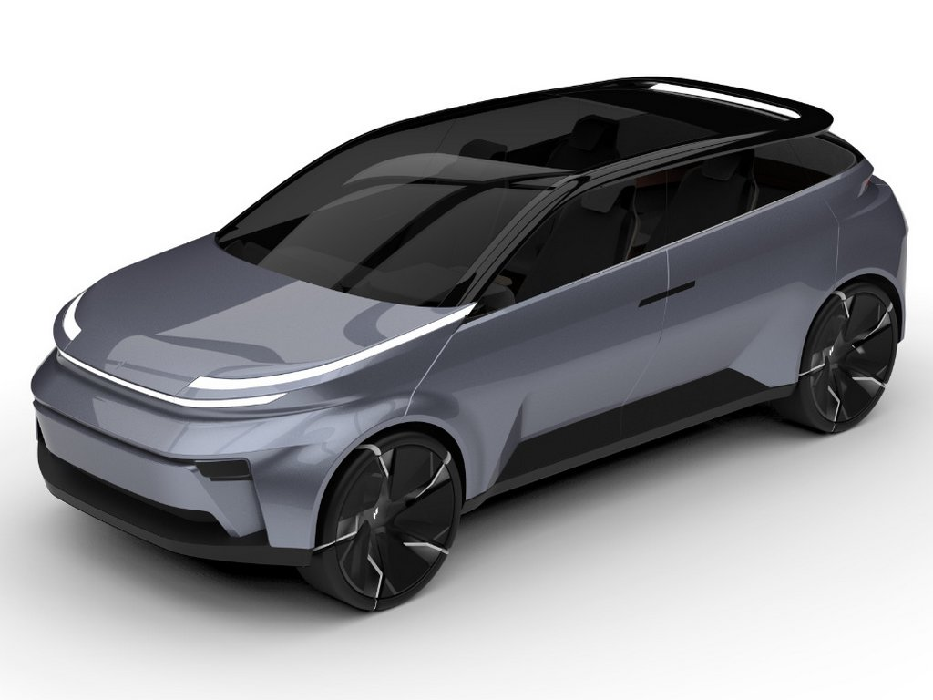 Oppo Electric Car
