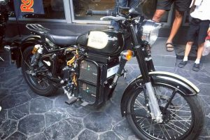 Electric Royal Enfield Bike Thailand