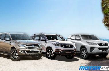 Endeavour vs Alturas G4 vs Fortuner