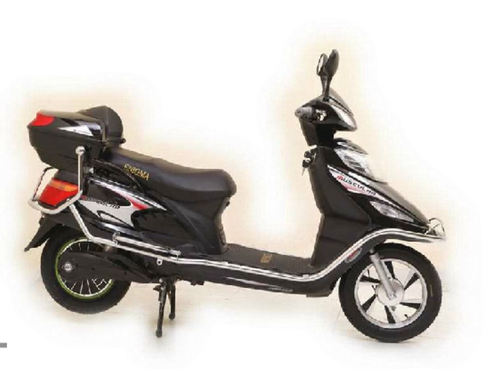 Engima Muscular Electric Scooter