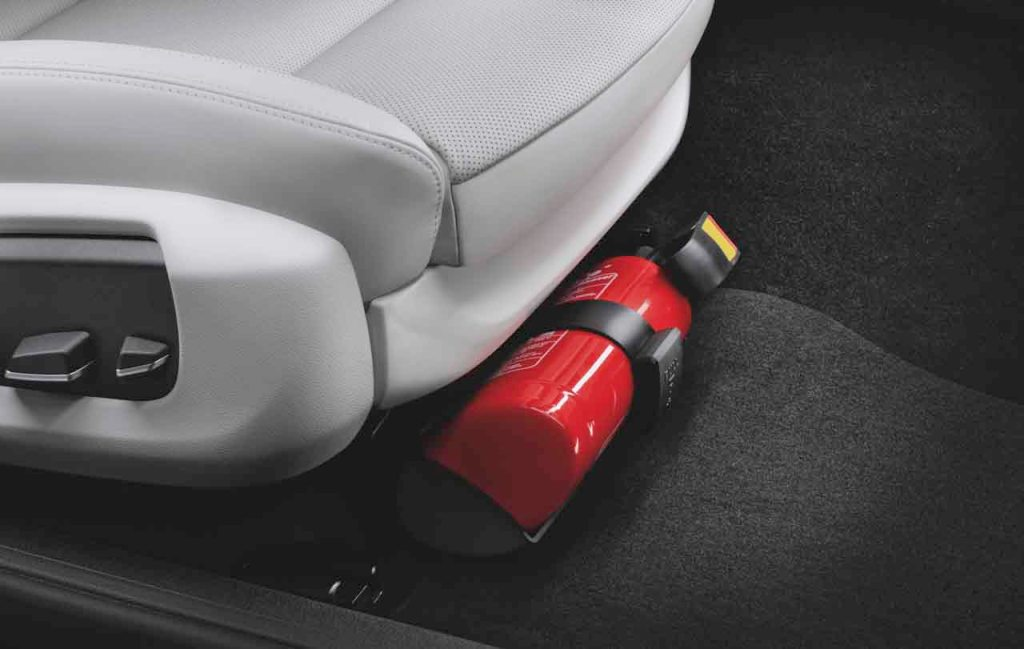 Essential Car Things Fire Extinguisher