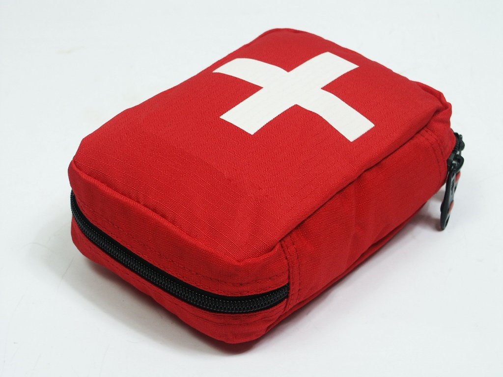 Essential Car Things First Aid Kit