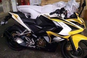 Export Spec Pulsar 200 SS ABS Spied Side