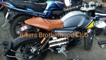 FB Mondial 125 Side Profile Spotted