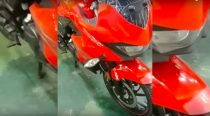 Faired Xtreme 200R
