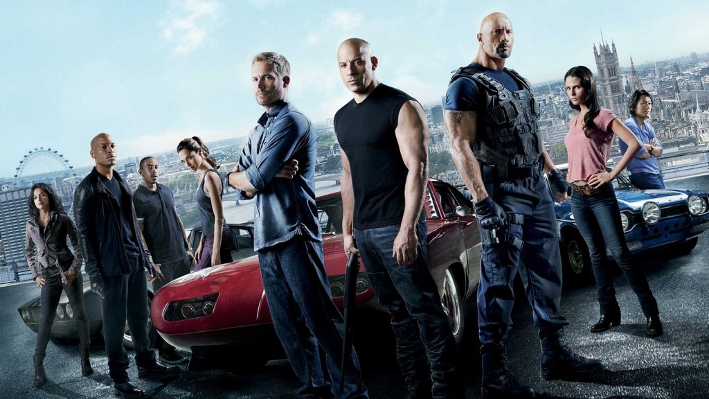 Fast & Furious Movie Franchise
