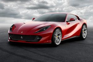 Ferrari 812 Superfast Launched, Priced At Rs. 5.2 Crores ...