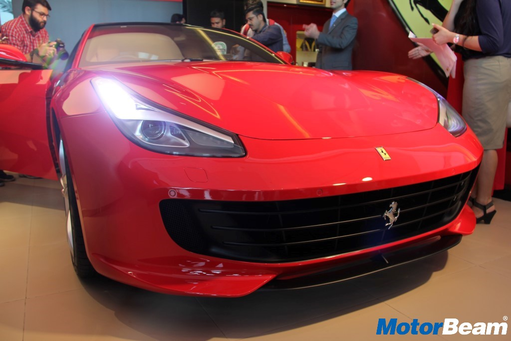 Ferrari Gtc4lusso Price Is Rs 4 20 Crores Motorbeam