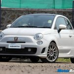 Fiat 500 Abarth Test Drive Review