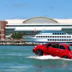 Fiat 500 Watercraft Side
