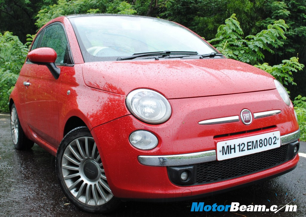 Fiat 500 Test Drive Review