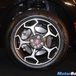 Fiat Abarth Punto Alloys