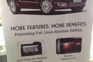 Fiat Absolute Edition Features