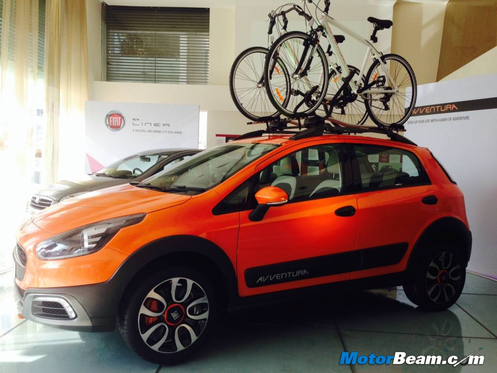 Fiat Starts Promotion Of Avventura As Launch Nears Releases Video - Fiat promotion